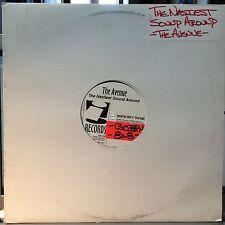 "The Avenue – The Nastiest Sound Around - i! Records IR-121 VINYL 12"" HOUSE"