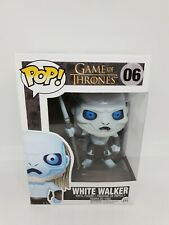 Funko Pop! - Game Of Thrones - White Walker GOT 2014 vinyl figure #06