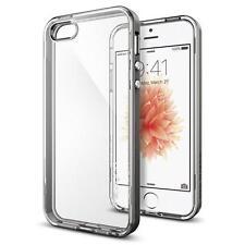 Spigen iPhone SE/5S/5 Case Neo Hybrid Crystal Gunmetal