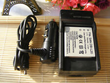 DB-L20 Battery Charger for Sanyo VPC-CG9 VPC-E1 VPC-E2 VPC-E6 VPC-E7 VPC-S7