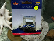 Bachmann Scenecraft 44-571 Fresh Fish Stall OO scale