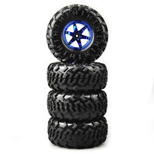 RC 4Pcs 130mm Rubber Tire&Wheel 12mm Hex For HSP 1:10 Bigfoot Monster Truck Car
