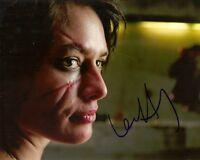 LENA HEADEY -GAME OF THRONES-300-TERMINATOR-DREDD- 8x10 Signed Photo Autograph