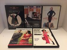 Lot Of 5 Romantic Comedy DVDs Moonstruck Beaches Sweet Home Alabama + Ships Free