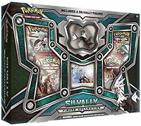 Pokemon TCG Silvally Figure Collection Box Sealed