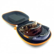 Beretta Puull 3 Lens Shooting Glasses With Carry Case Clay Pigeon Skeet Shooting