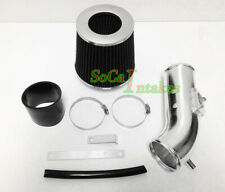 Black Air Intake kit & Filter set For 2010 2011 2012 Mazda3 Mazda 3 2.5L l4