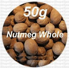 Nutmeg whole 50g Herbs & Spices - ozSpice