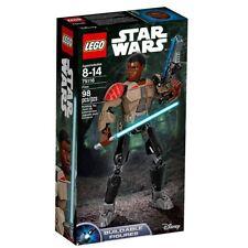 Lego Star Wars 75116 FINN Minifigs Jedi dark Force Awakens figure NISB
