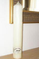 WENZEL CHAPEL / CHURCH / PILLAR / CANDLE / WEDDING   300mm tall  x 50mm diam