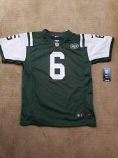 New York Jets Football Genuine NFL OnField Nike Mark Sanchez 6 Youth XL Jersey