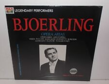 GL 85277 Jussi Bjoerling Opera Arias  New Sealed