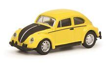 Schuco 1:87 452633400 VW Käfer gelb-schwarz NEU OVP