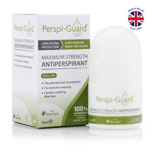 Perspi-Guard® Maximum Strength Antiperspirant Roll-On 30ml
