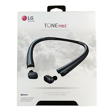 LG TONE Free HBS-F110 Wireless In-Ear Bluetooth Headphones Earbuds + BOX