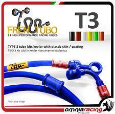 Kit brake hoses 3 Frentubo BMW S 1000 RR DIRECT 2009/2013