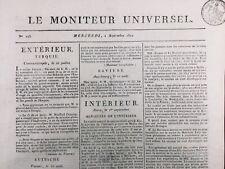 Lunette d'astronomie 1812 Instruments d'optique Jecker Ramsden Astronome Berlin