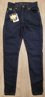 Women's Yoga Jeans by Second - High Rise Skinny Blue - Size 33 - SWP15090