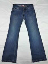 Lucky Brand By Gene Montesano Womens Denim Lil Leona Fit Jeans Size 4 USA Made