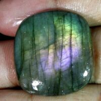 100% Natural Fire Spectrolite Labradorite Cabochon Loose Gemstone JGEMS1010251