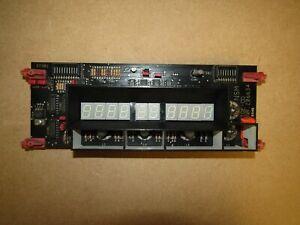 NSM CD FIRE Jukebox LED DISPLAY