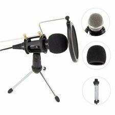 Aufnahme Kondensator Mikrofon handy mikrofon 3,5mm Jack microfone für Computer