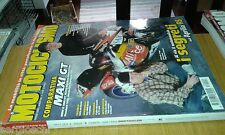 MOTOCICLISMO #  4-APRILE 2003-APRILIA RS3-BMW K 1200 GT-HONDA PAN EUROPEAN 1300