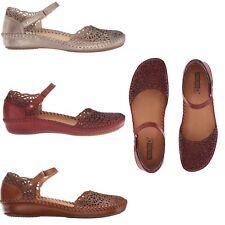 Pikolinos женские Пуэрто-Вальярта Mary Janes лодыжки ремень комфортные кожаные туфли
