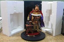 """Ksa Kurt Adler Collectibles Camelot """"King Arthur"""" Kurt Adler, Usc#994"""