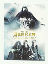 "2007 INKWORKS ""THE SEEKER:THE DARK IS RISING""  5 COMPLETE BASE SETS (1-72)"