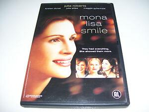 Mona Lisa Smile * Julia Roberts DVD 2004 *