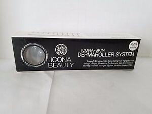 Derma Roller System Dermaroller Micro Needles Skin Scar Therapy 1.0mm