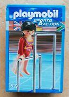 Playmobil 5191 sports & action, gymnase Barre asymétriques, jeux de construction
