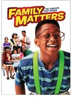 Family Matters - The Complete First Season DVD - ISBN 1-4198-9089-1