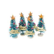 6.5cm High DollHouse Christmas Tree DIY Miniature Decor Photography Props GiftM@