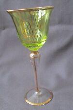 Weinglas alt Höhe ca. 19,5 cm. Römer
