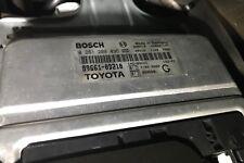 Toyota Yaris 1.0 Vvti 03-05 Complete Ignition Barrel Ecu 89661-0D210 Lock Set