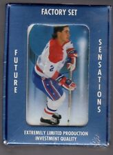 Ultimate Hockey 1991 Premier Edition Cards SET NO. 009550  Factory Sealed