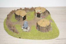 Warhammer Citadel Gaming Scenery Terrain Orc Village OOP