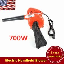 110V 700W Electric Operated Air Blower DUST Cleaning Computer Vacuum Cleaner NEW