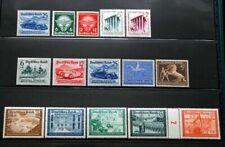 Postfrische Briefmarken als Sammlung aus dem deutschen Reich (1933-1945)