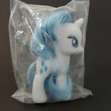 "G4 My Little Pony MIB prototype error variant Blue Haired Rarity 3"" brushable"