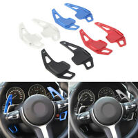 Steering Wheel Shift Paddle Blade Shifter Extension For BMW 3 5 Series F10 / F30