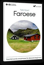 Eurotalk Talk Now Faroese for Beginners - Download option and CD ROM