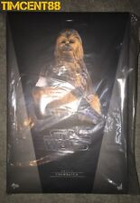 Ready! Hot Toys MMS375 Star Wars Episode EP VII The Force Awakens 1/6 Chewbacca