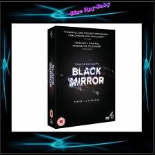 BLACK MIRROR - COMPLETE SERIES 1 &2 PLUS SPECIAL *** BRAND NEW BOXSET***