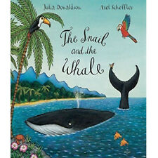 Snail and the Whale Picture  book by Julia Donaldson Brand NEW Paper back
