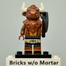 Lego Minotaur col06 Collectible Minifigure
