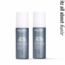 GOLDWELL StyleSign Double Boost 4 Intense Root Lift Spray 200ml x 2 Ultra Volume
