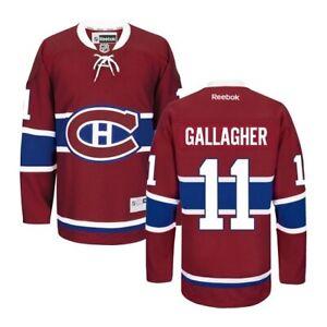 #11 Brendan Gallagher Montreal CANADIENS RBK NHL Premier Jersey 100% Original